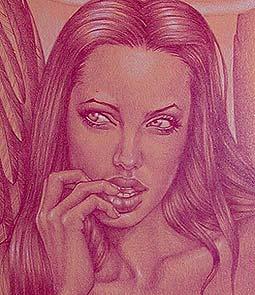 Angelina (detalle)