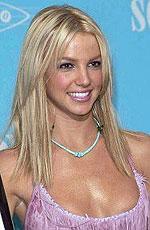 Britney como el hadita del bosque.