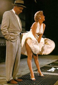 Marilyn y el Lobo Cartoon de Tex Avery