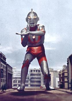 Ultramán, un cuarentón cool